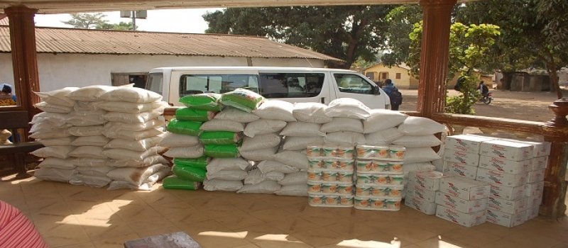 Sustaining Ebola Relief Efforts